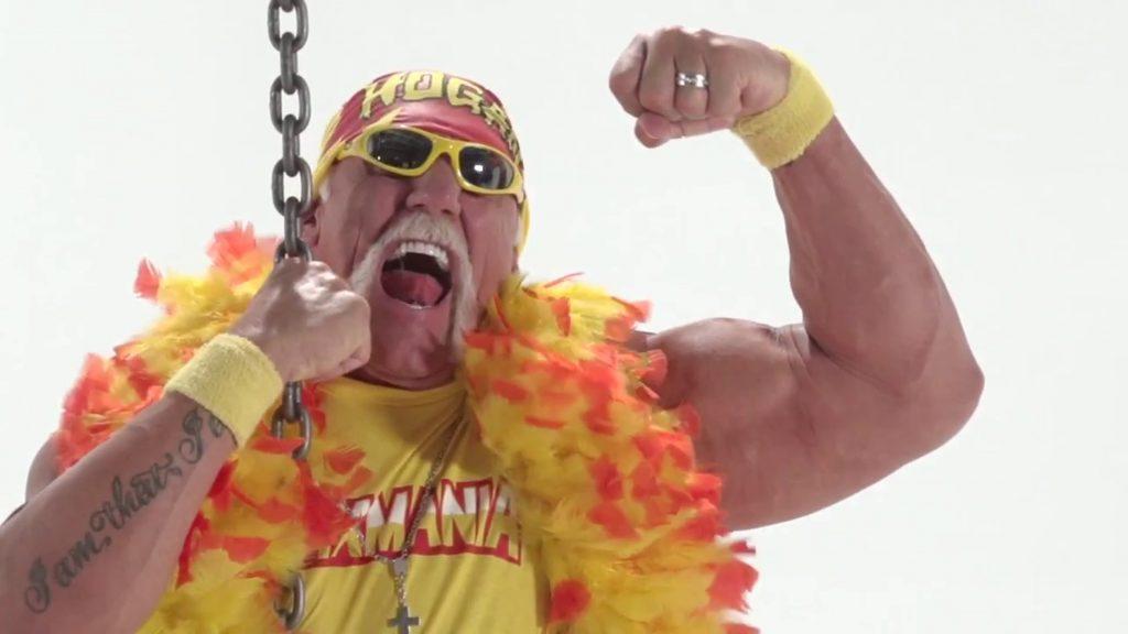 Hulk Hogan Spoofs Miley Cyrus' Wrecking Ball