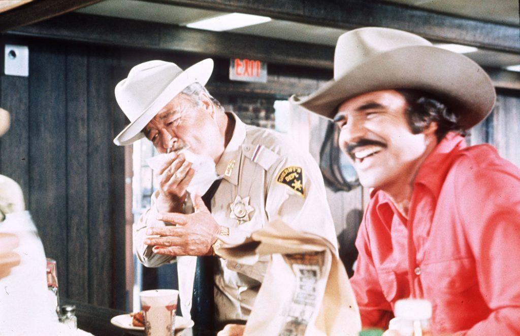 'smokey And The Bandit Ii' By Hal Needham, Usa, 1980.