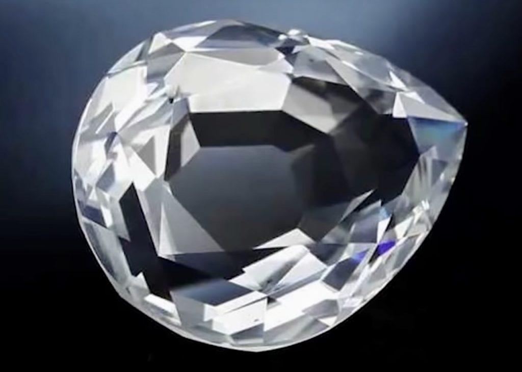 Cullinan gyémánt