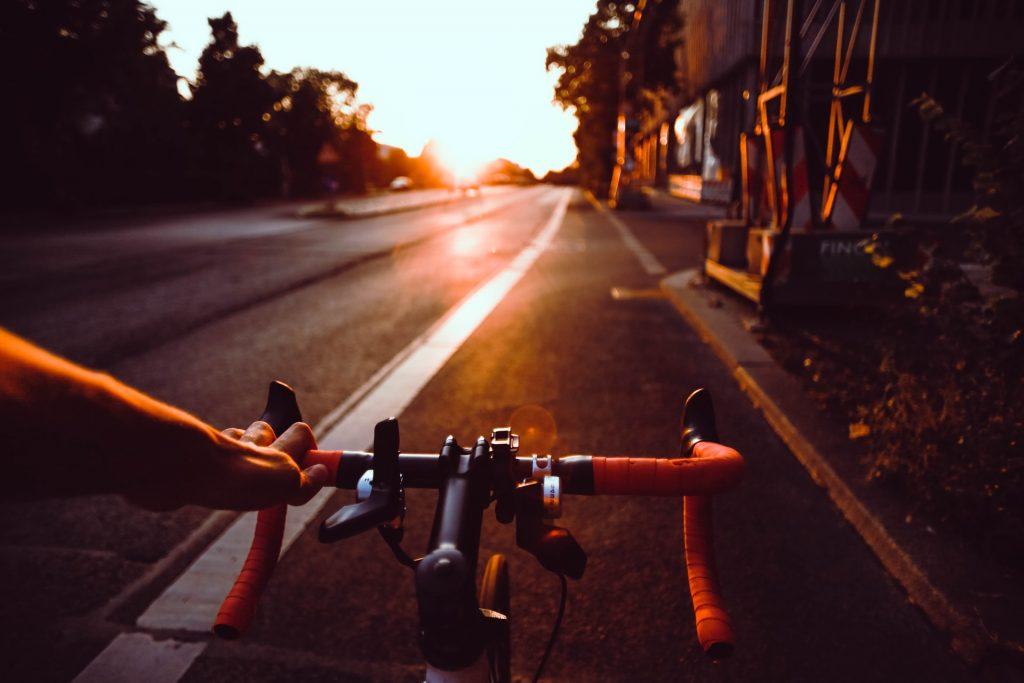 bicikli aerob mozgás