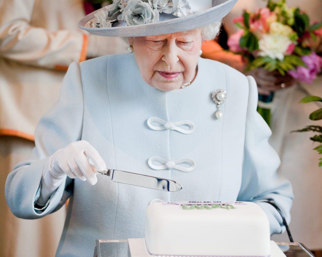 erzsébet királynő torta
