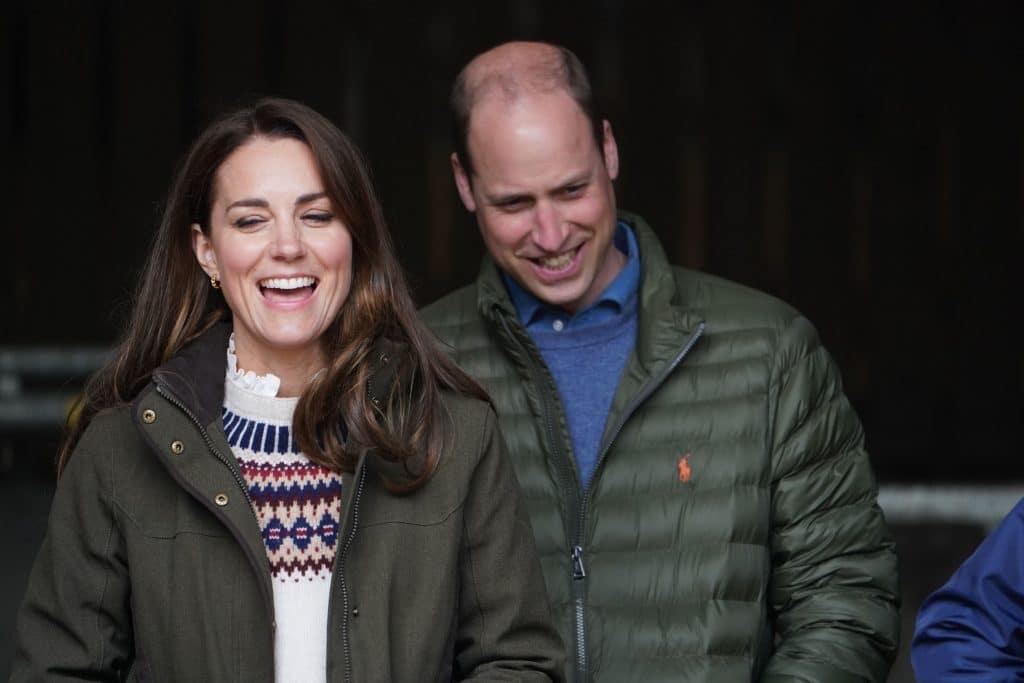 Will & Kate In Darlington