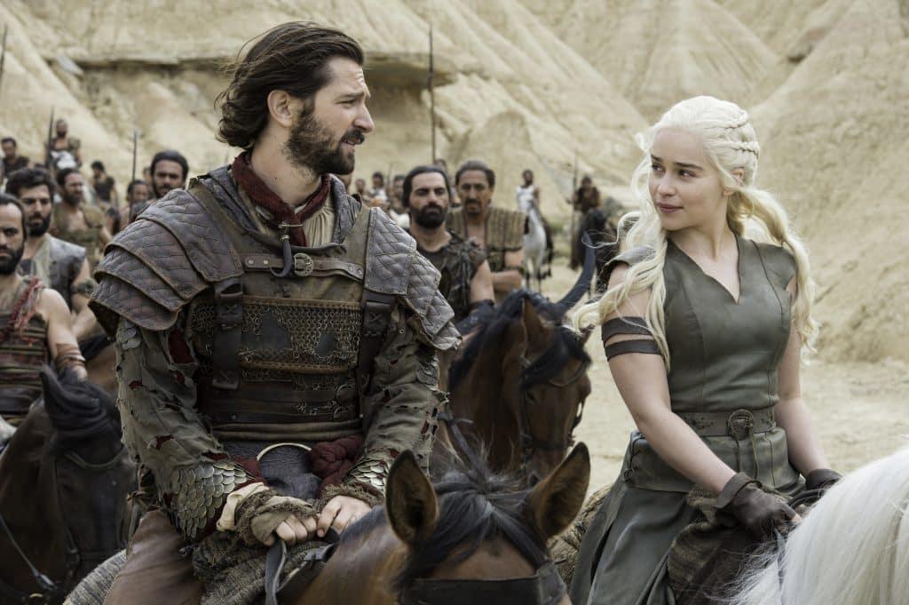 2016 Game Of Thrones Tv Set