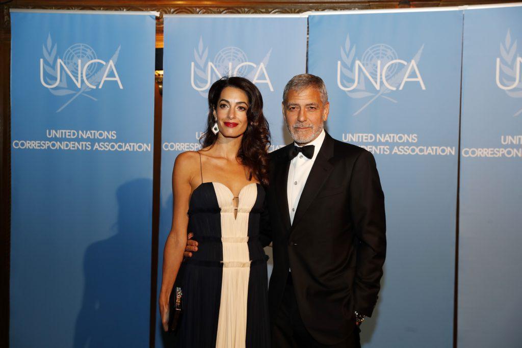 Un Correspondents Association Awards Gala