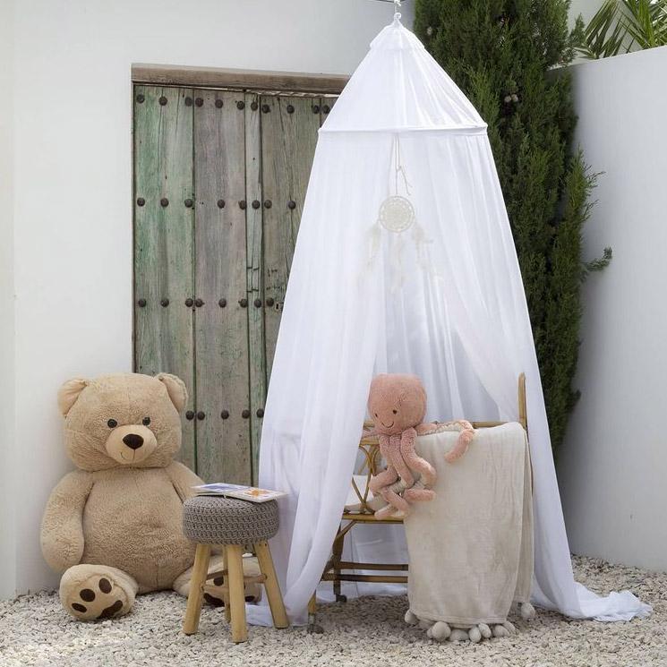szúnyogháló hálószoba