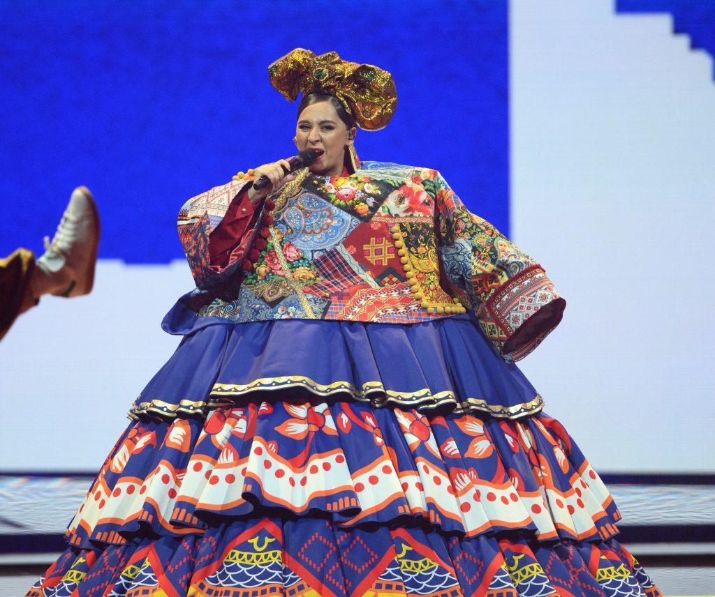 eurovíziós dalfesztivál 2021