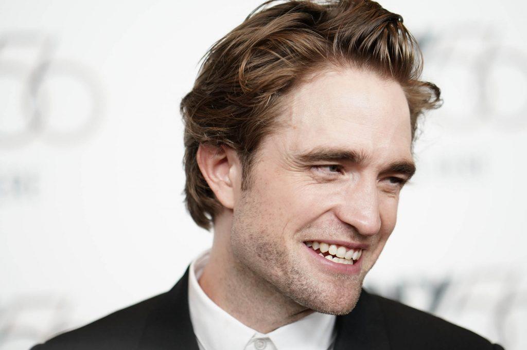 Robert Pattinson At The 56th New York Film Festival