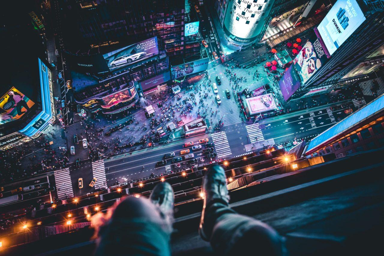 New York legmenőbb szórakozóhelyei a mozivásznon