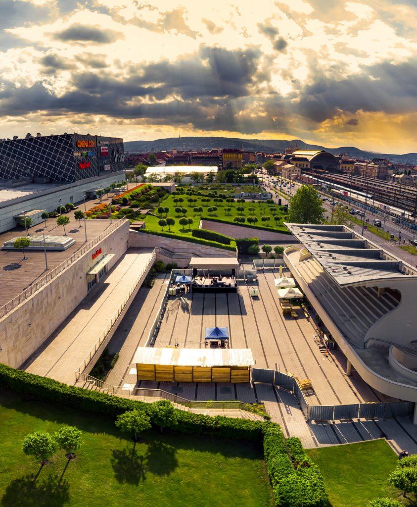 arena garden budapest koncert