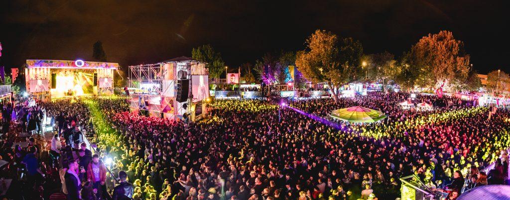 budapest park koncert szórakozóhely