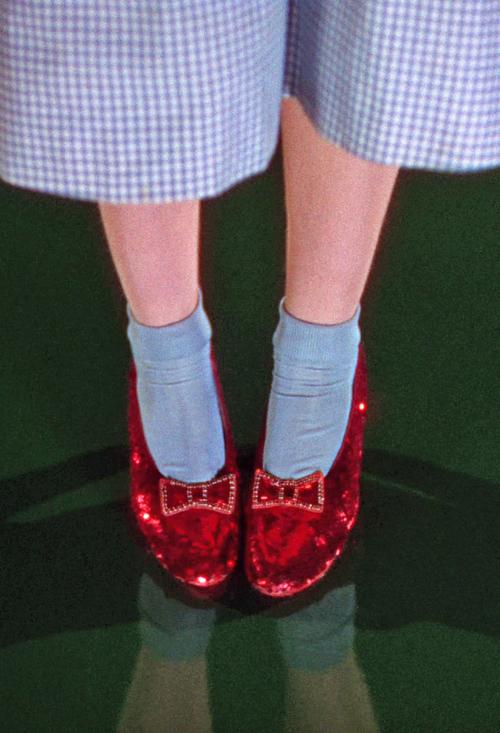Oz a csodák csodája Cipő