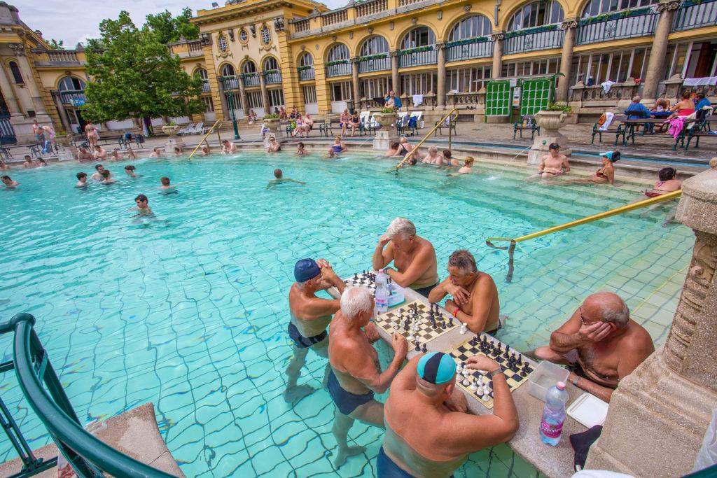 Szechenyi Furdo Budapest Shutterstock
