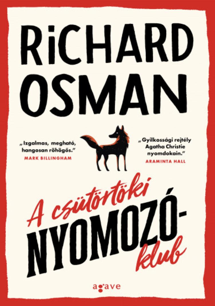 Richard Osman: A csütörtöki nyomozóklub