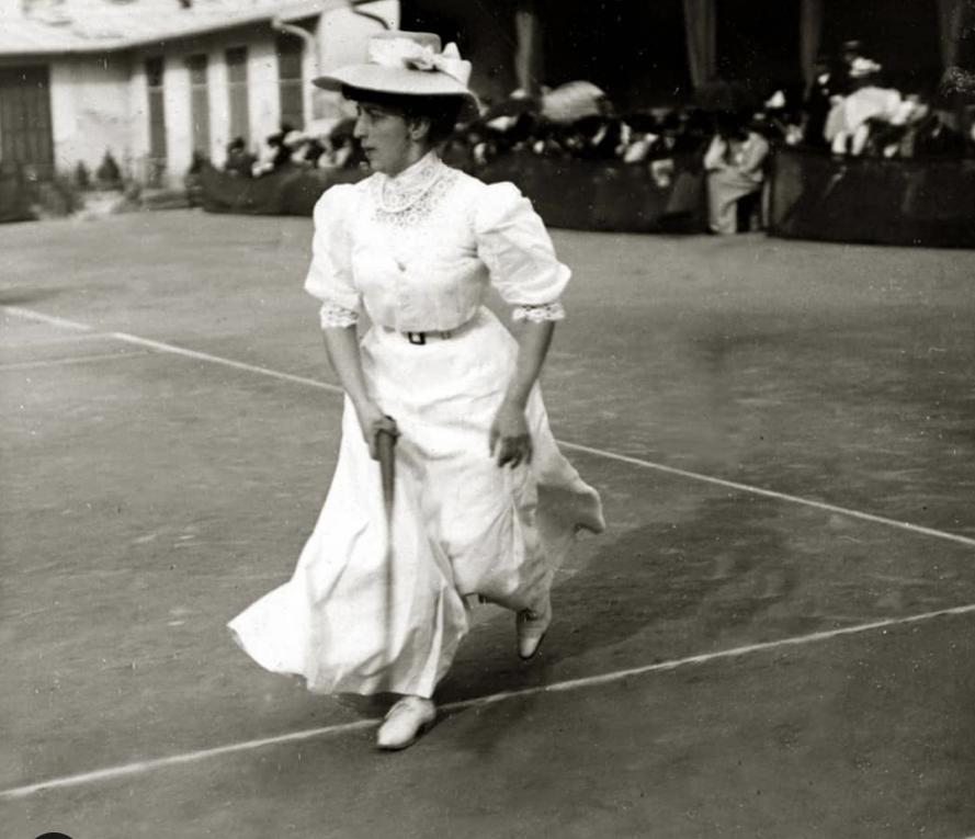 Maud Watson Wimbledon Tenisz Karrier
