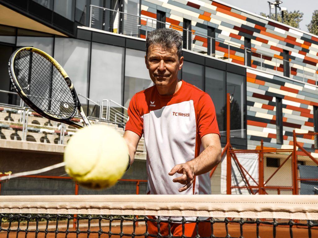 Noszek Peter Nestle Tenisz