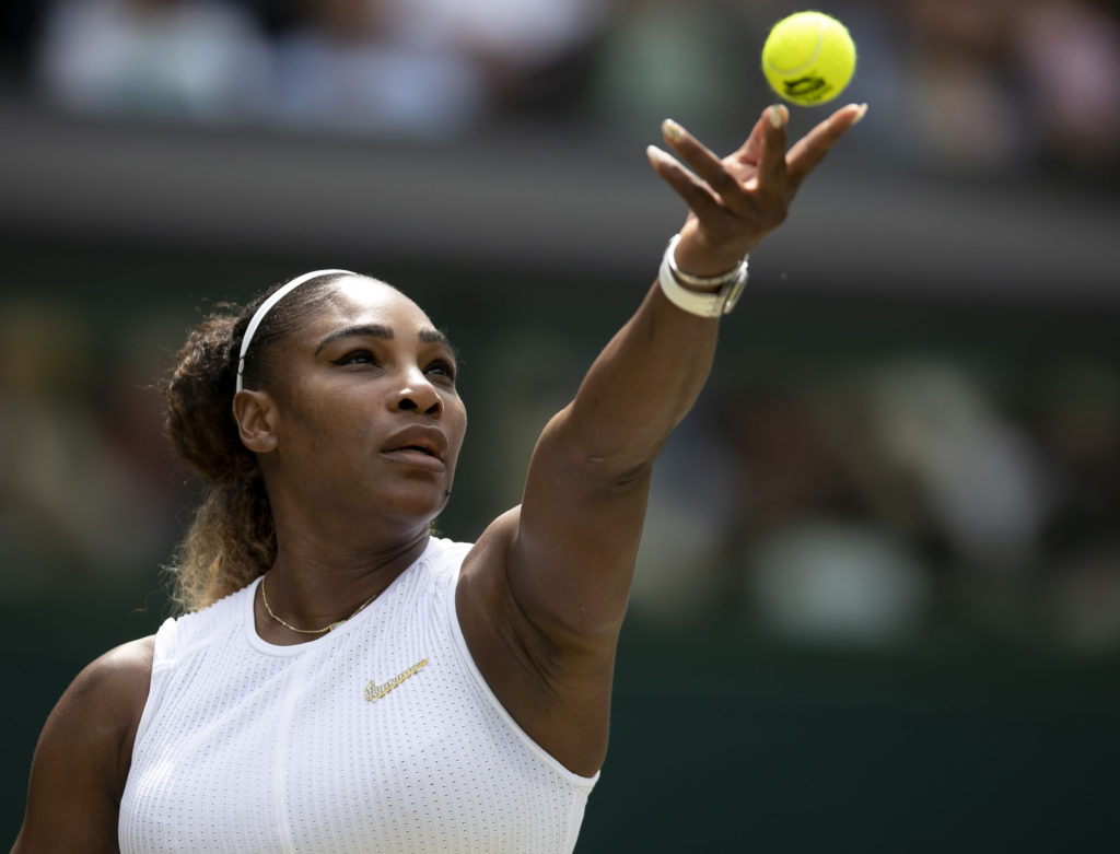 (sp)britain London Tennis Wimbledon Championships 2019 Women's Singles Final