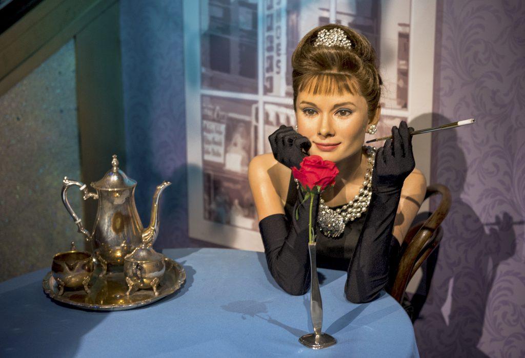 London,the,uk Circa,may,2016:,visiting,madame,tussaud's,museum