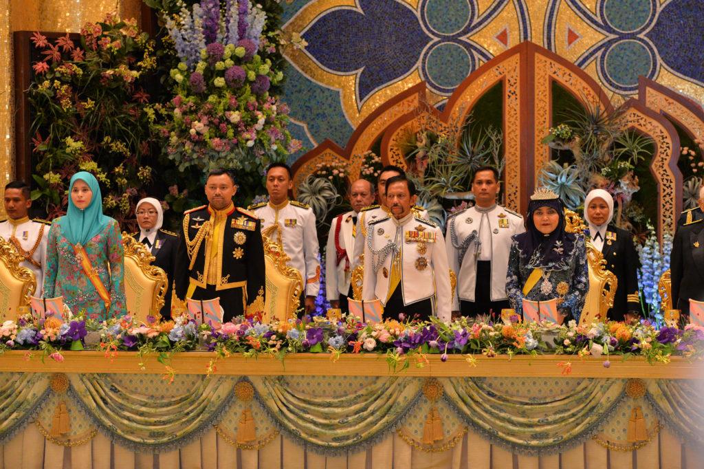 brunei királyi család