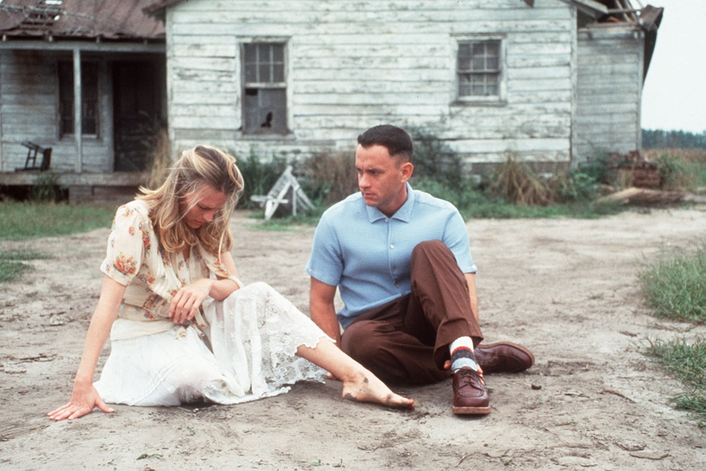 'forrest Gump' By Robert Zemeckis, Usa, 1994.