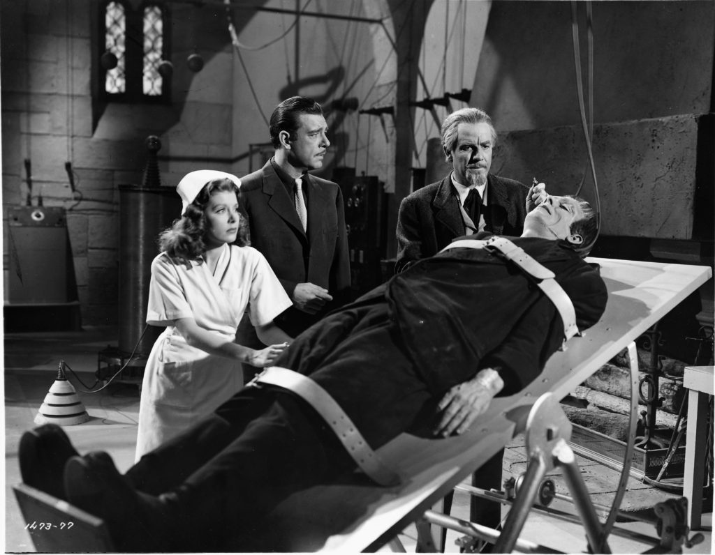 'house Of Dracula' Movie Stills