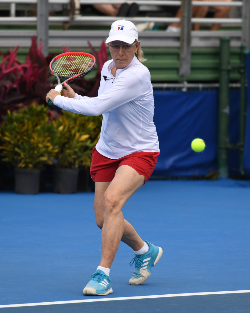 The 30th Annual Chris Evert Pro Celebrity Tennis Classic