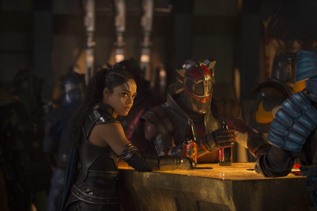 2017 Thor: Ragnarok Movie Set