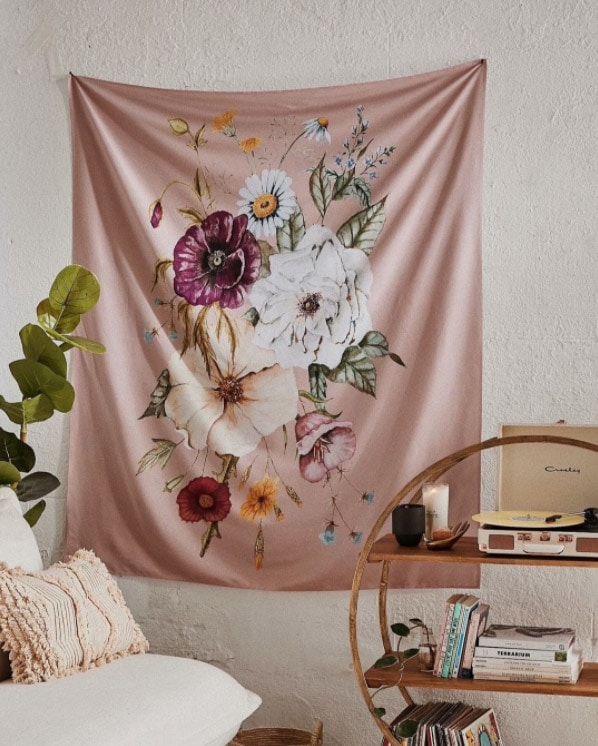Lakberendezes Falitextil Wall Tapestry 1