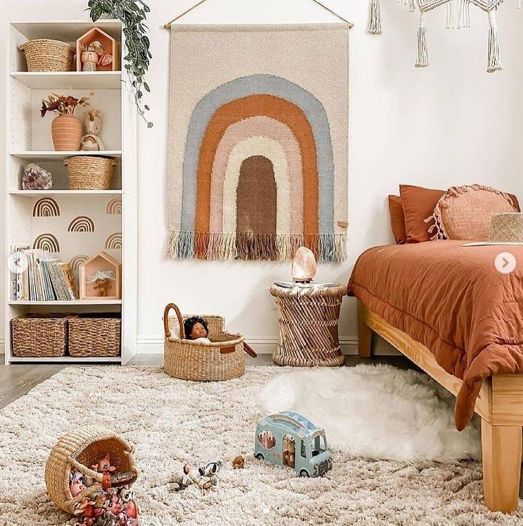 Lakberendezes Falitextil Wall Tapestry 2
