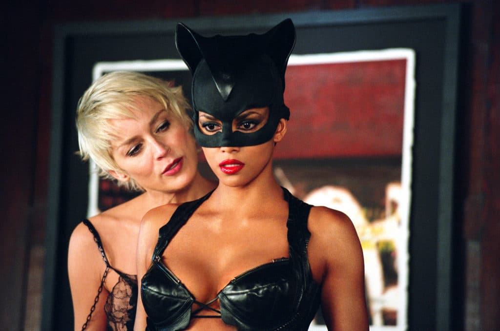 'catwoman' Movie Stills