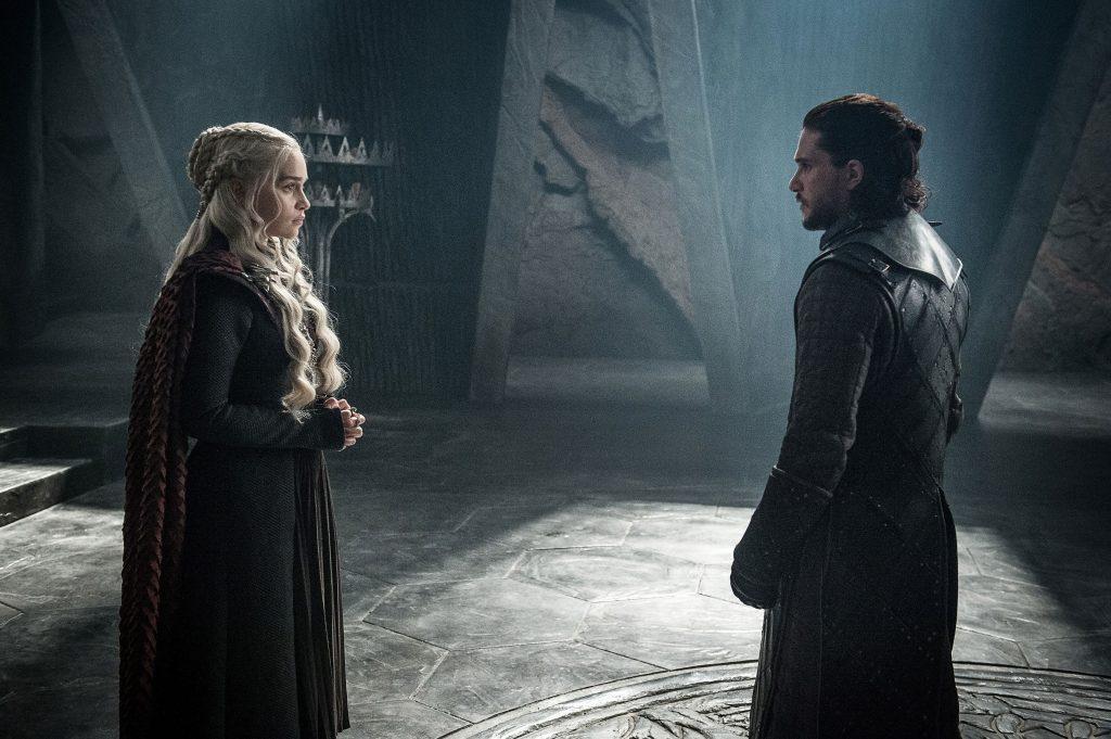 'game Of Thrones' (season 7) Tv Stills 2017