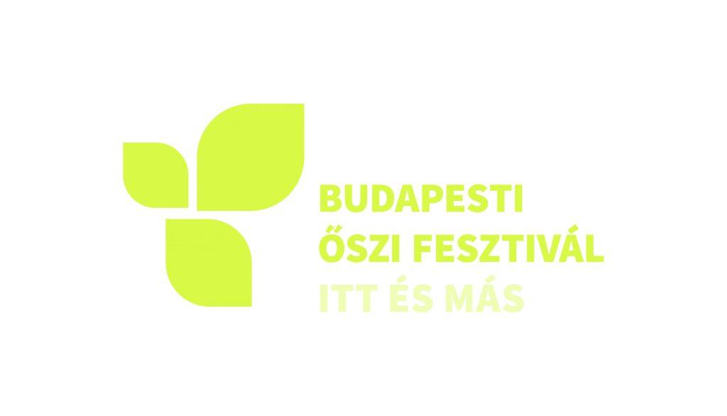 budapesti oszi fesztival 2021 logo