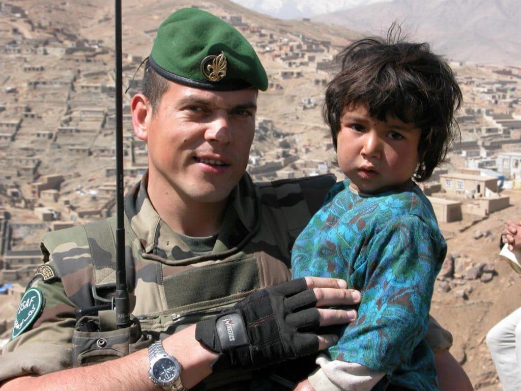 Pal Csaba Pinky Afganisztan Gyerek
