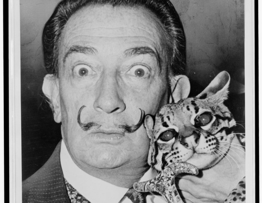 Salvador Dali's Birthday