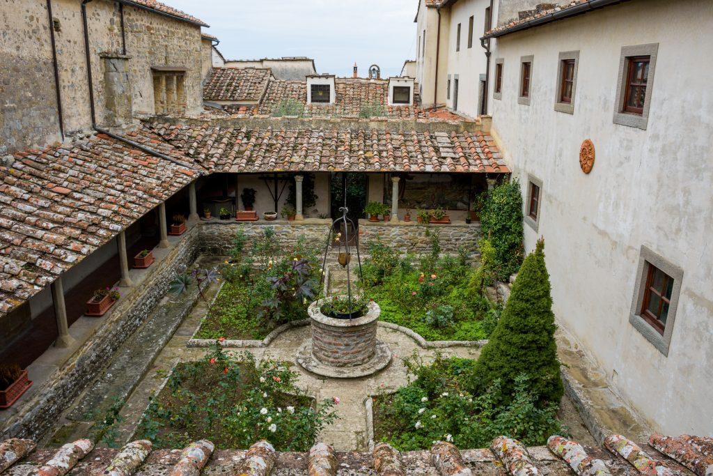 Convento,di,san,francesco,(san,francesco,monastery),in,fiesole,,above