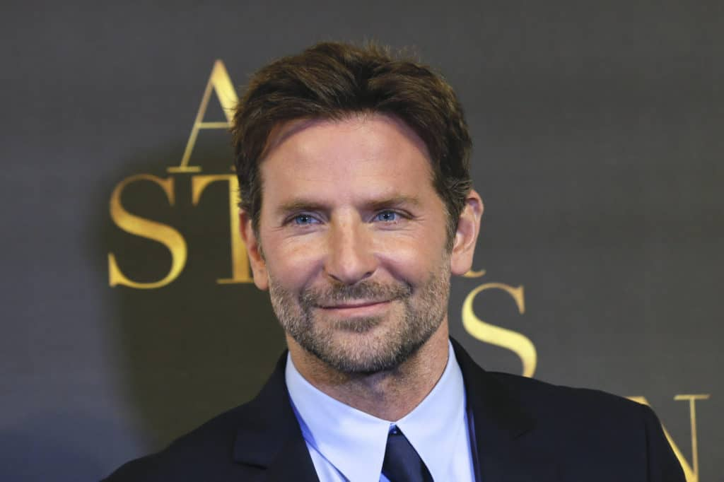Bradley Cooper At The A Star Is Born Paris Premiere
