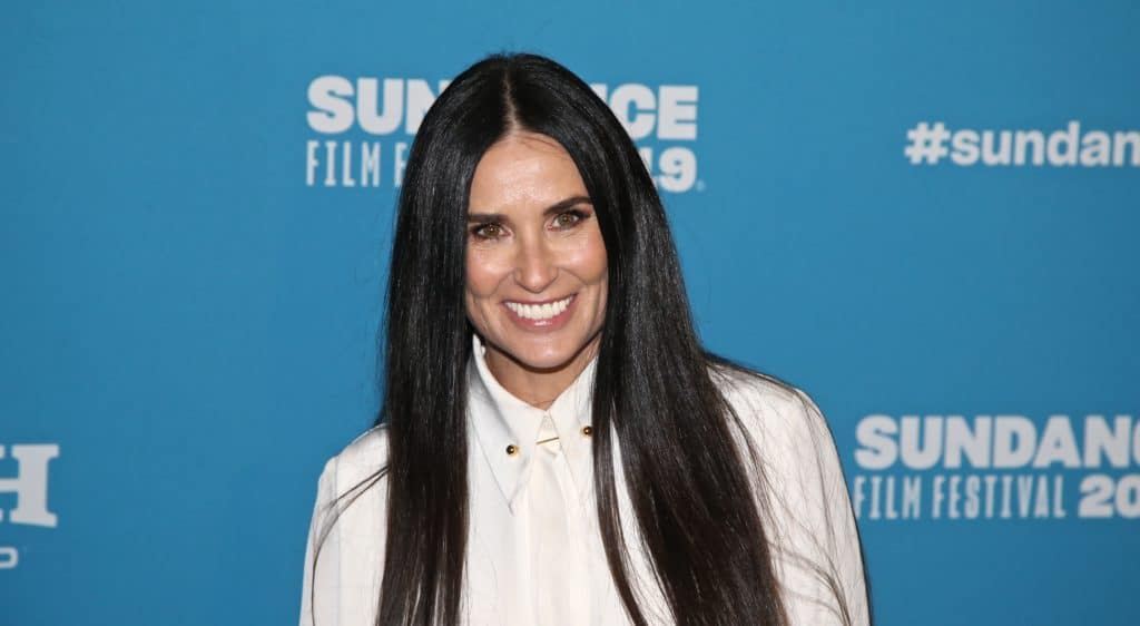 Demi Moore And Cast Attend The 'corporate Animals' Premiere During The 2019 Sundance Film Festival
