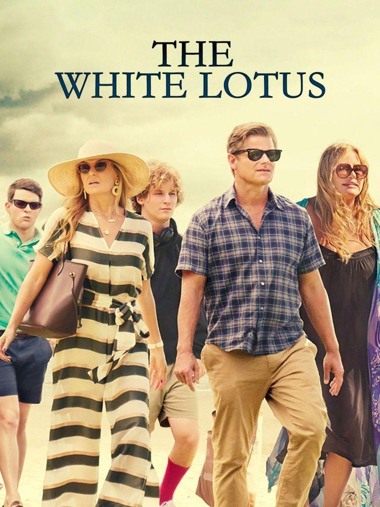 Feher Lotusz Plakat