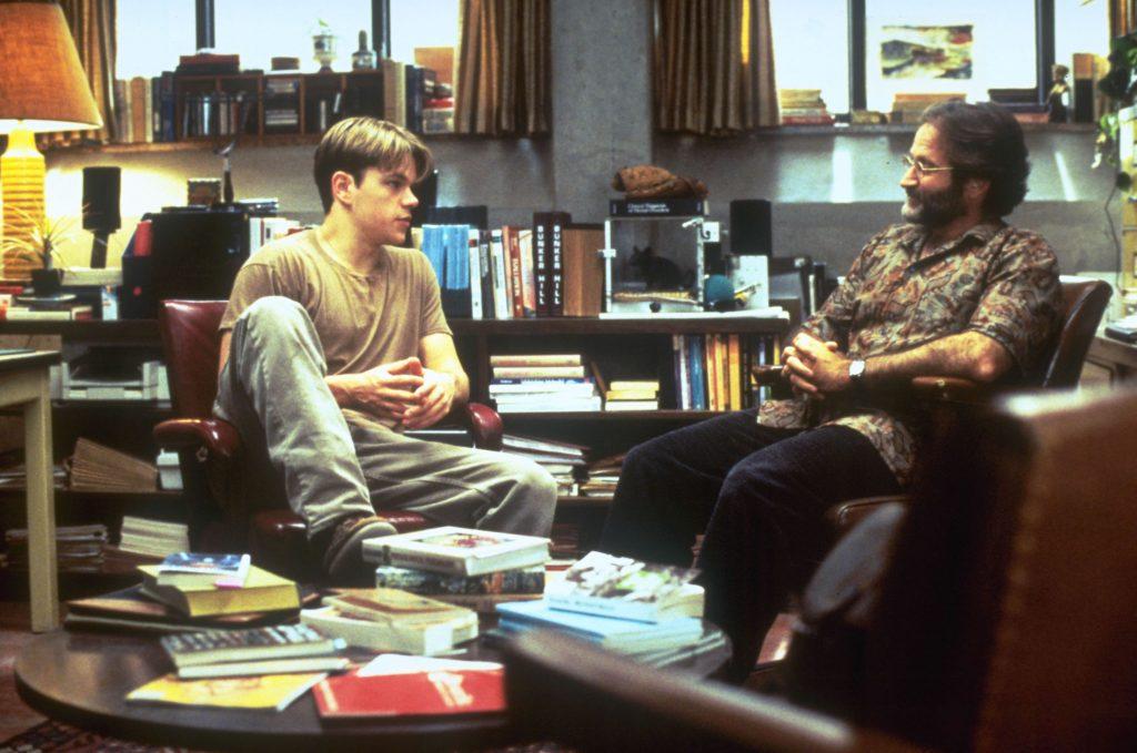 1997 Good Will Hunting Movie Set