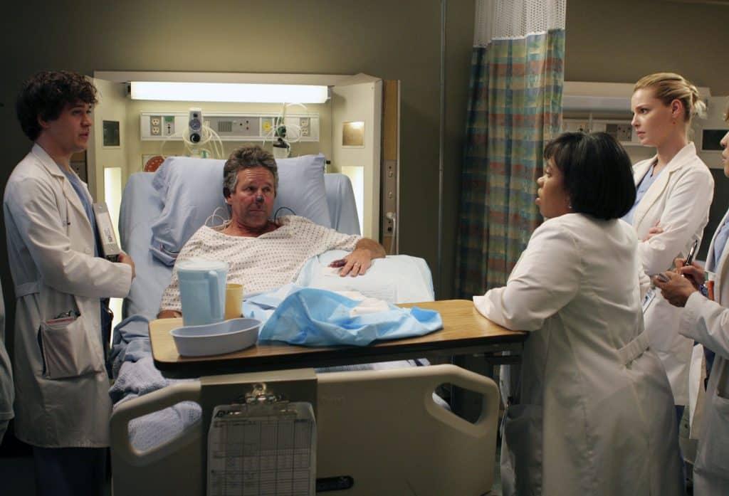 'grey's Anatomy' Tv Stills