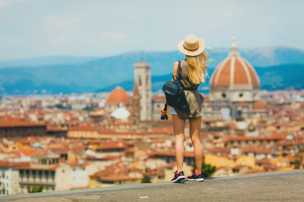 Florence,europe,italia,travel,summer,tourism,holiday,vacation,background, Young
