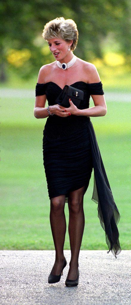 Royalty Princess Diana Serpentine Gallery London