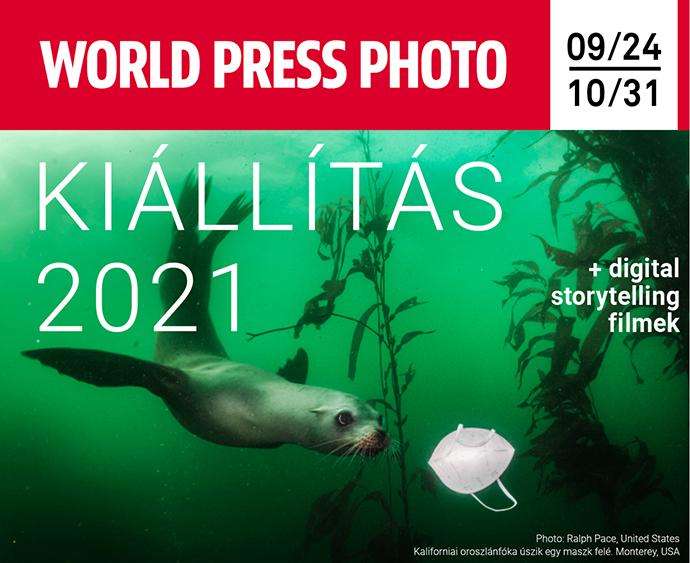 World Press Photo Kiallitas