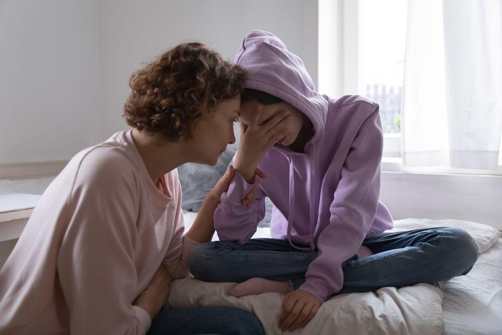 Sokat segíthetsz egy depressziós tininek, ha megfelelően kommunikálsz vele.