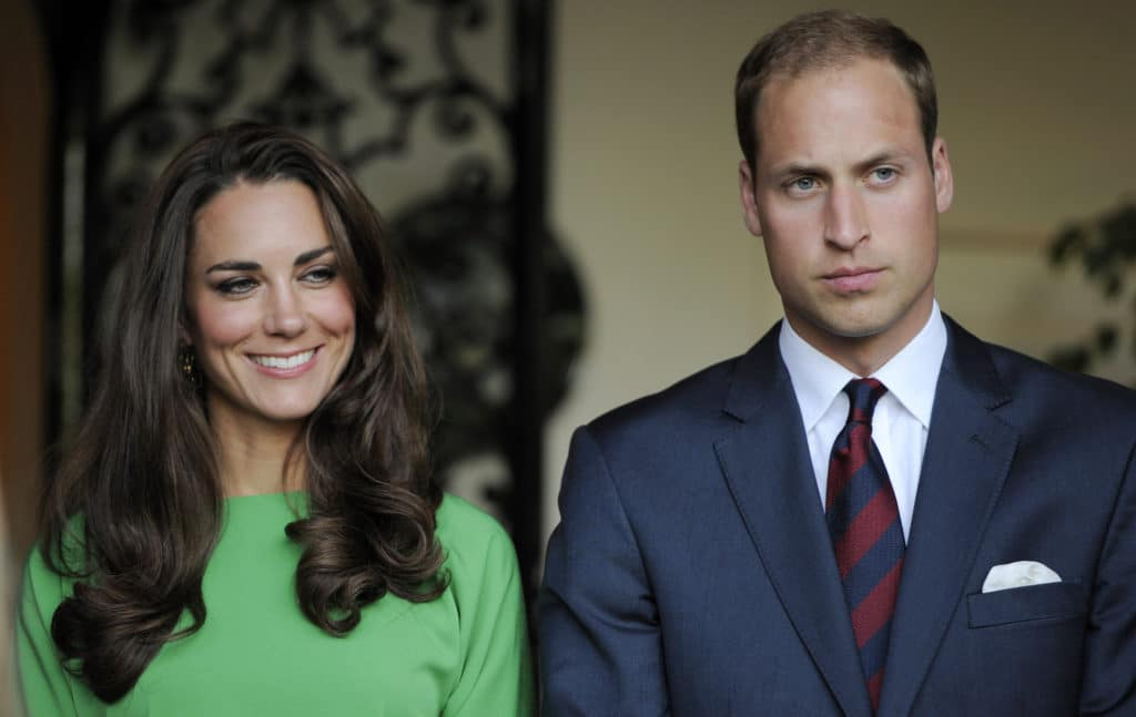 The Duke And Duchess Of Cambridge Attend Reception At The British Consul General's Residence In Los Angeles