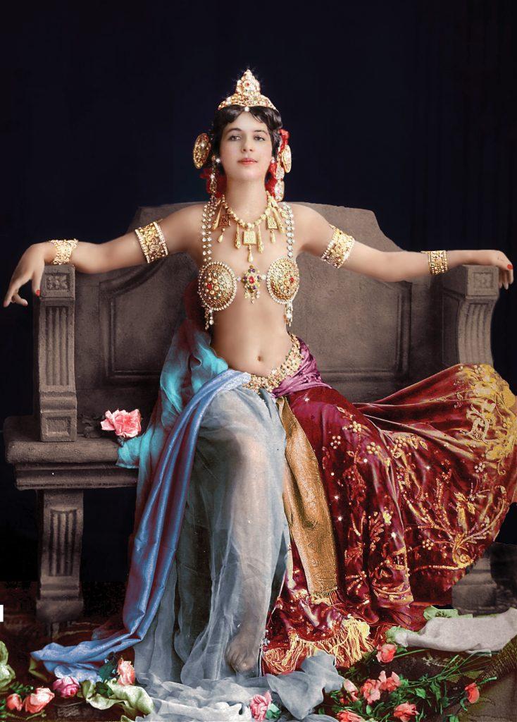 Life Of Mata Hari