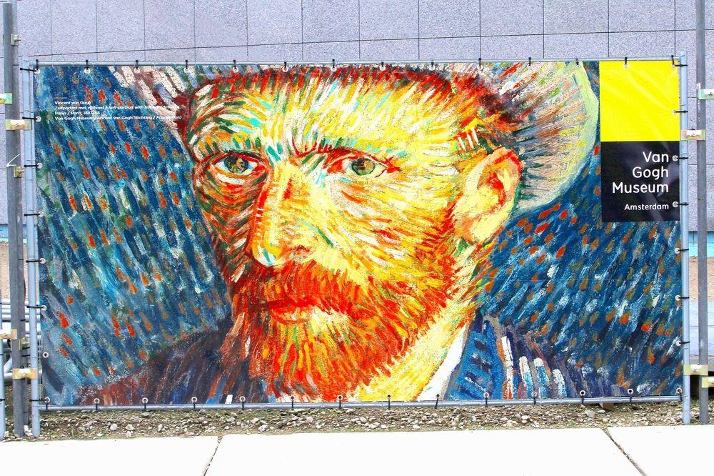 A Van Gogh Múzeum Amszterdam egyik legnépszerűbb látványossága